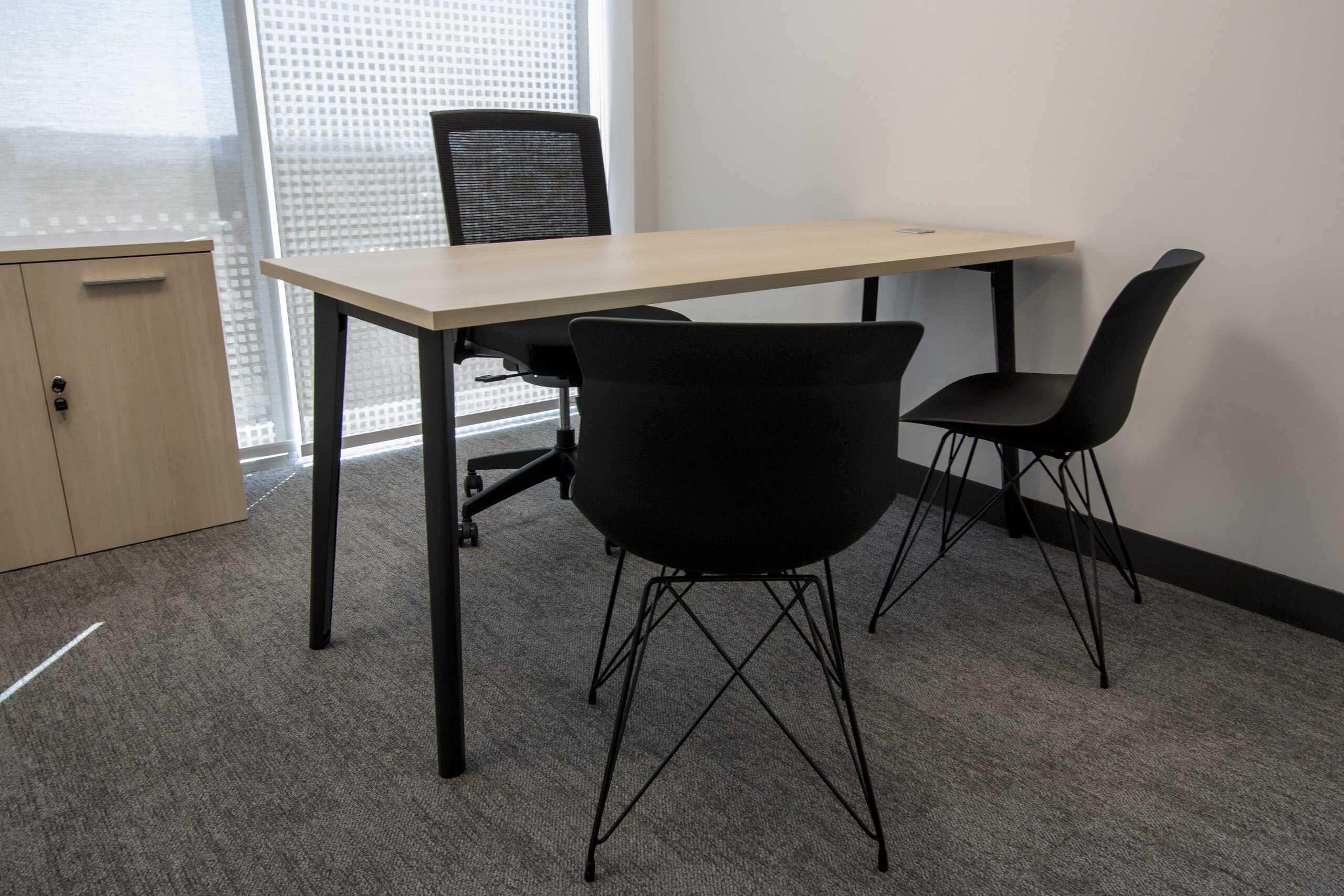 A3 escritorios de oficina Santiago, Chile