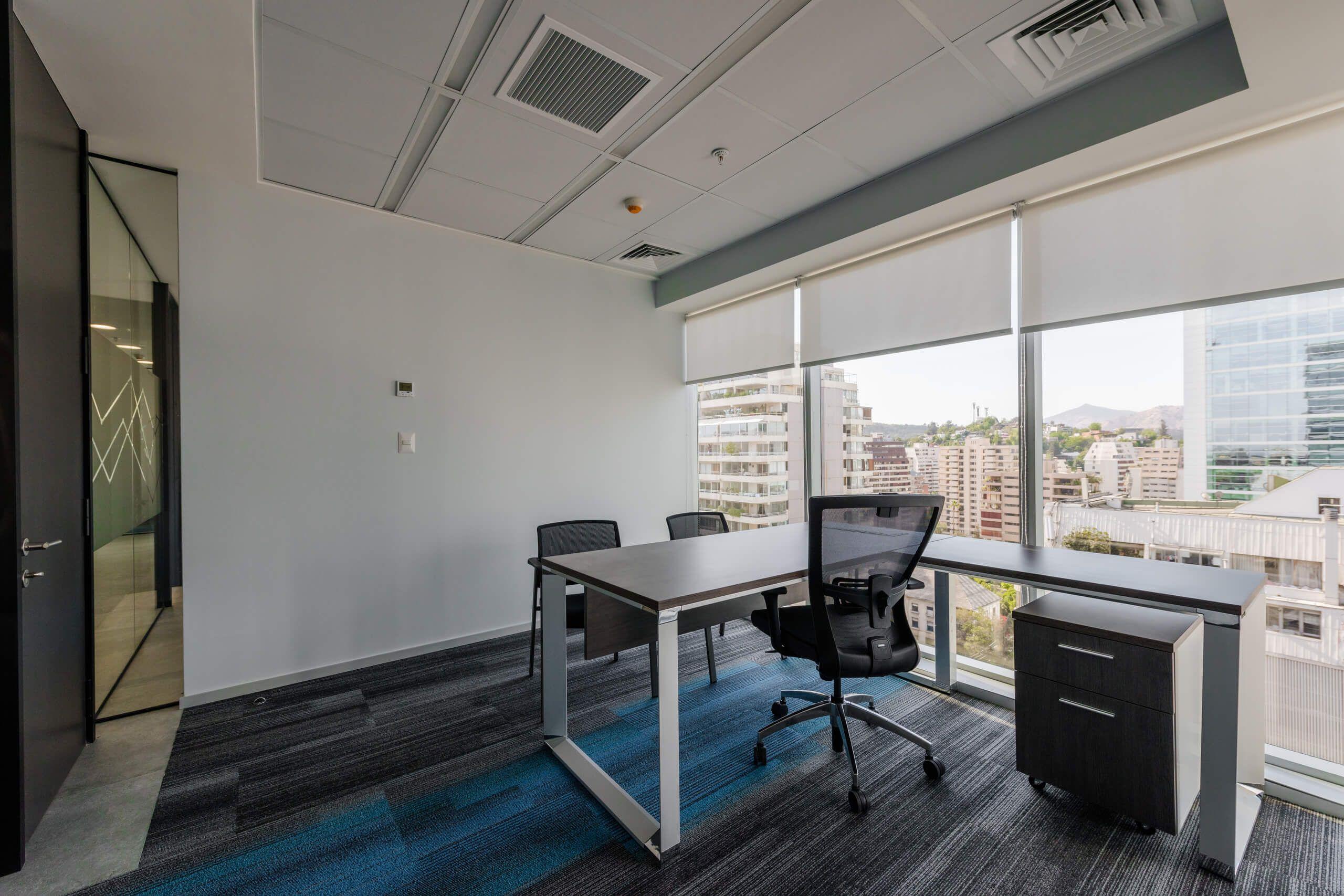 Escritorio y silla de oficinas Dunati en  Chile