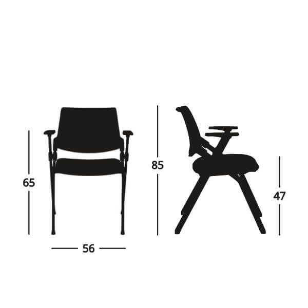 Medidas de silla visita Kamper_2