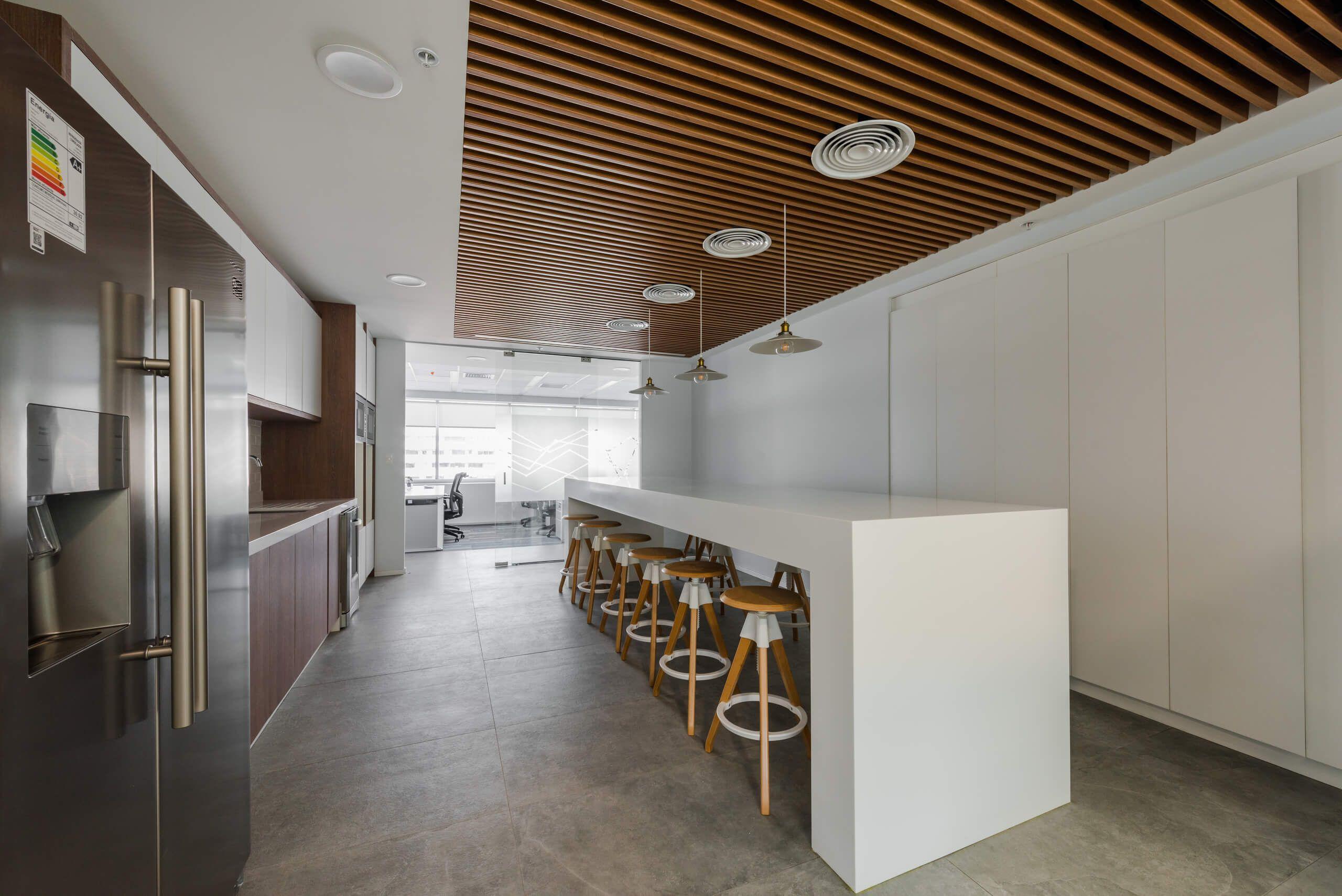 Muebles de oficina áreas comunes