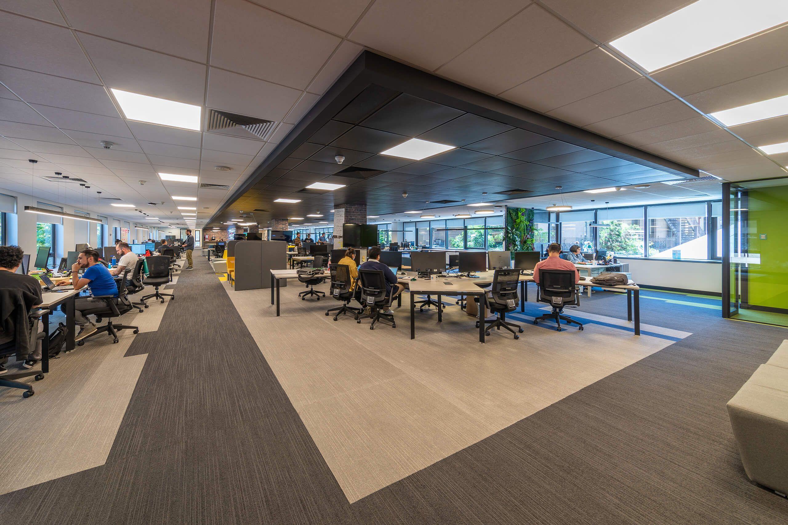 Muebles de oficinas ACHS en Providencia Santiago Chile 03