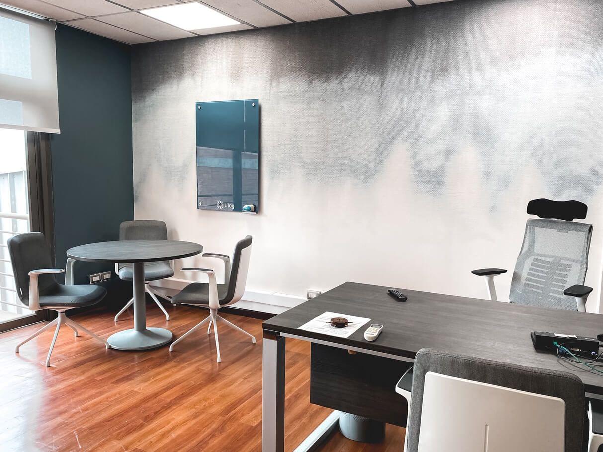 escritorio gerencial serie diamond silla pofit mesa de reunion versa silla alessia
