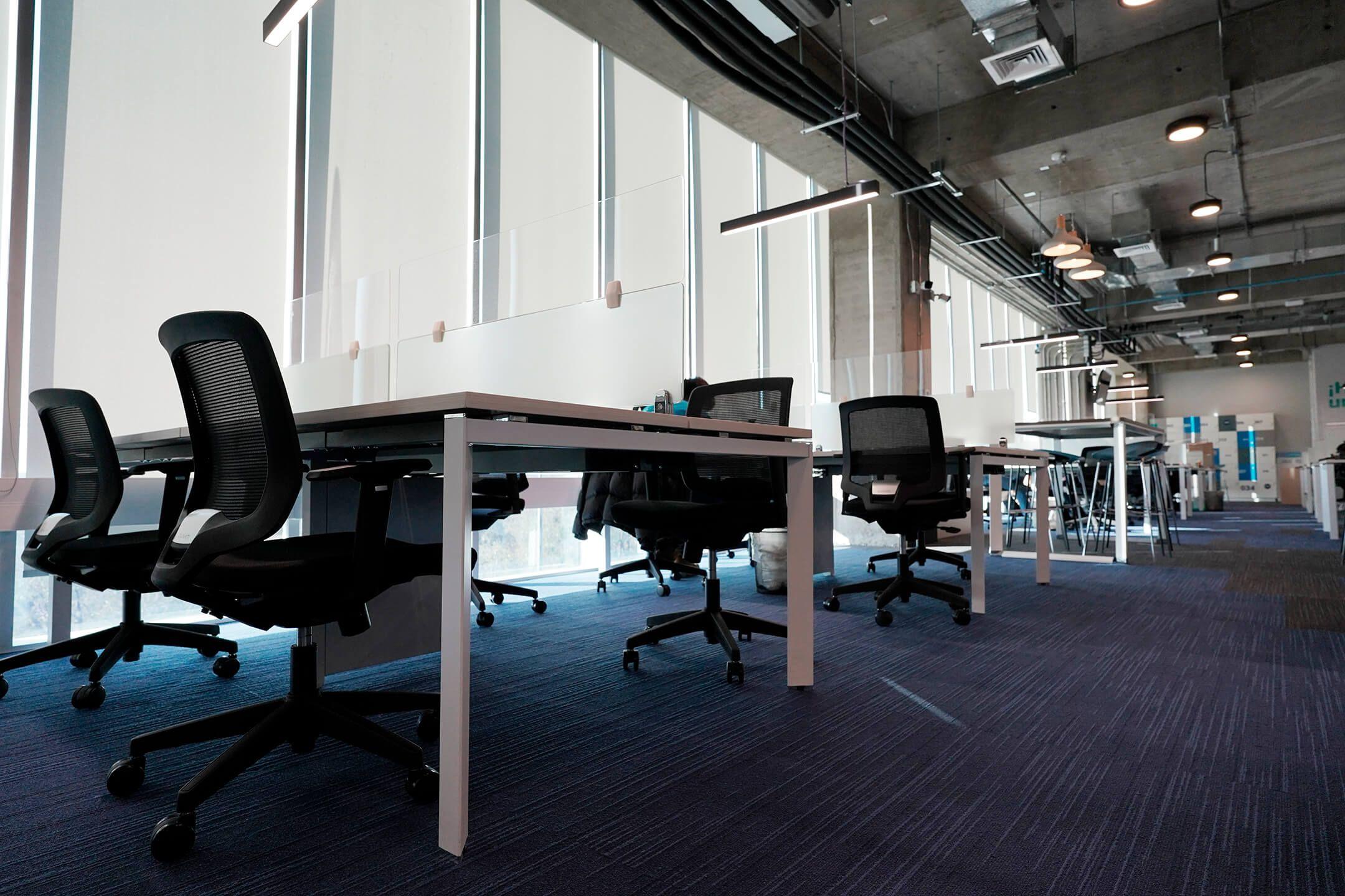 estaciones de trabajo silla cooper