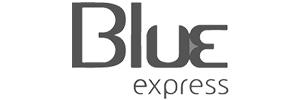 logo blue express