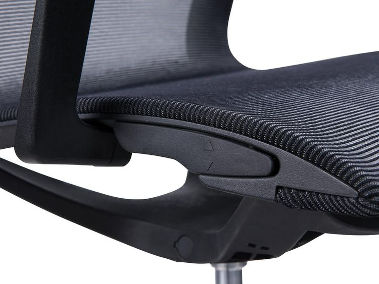 Silla de escritorio Arkana negra