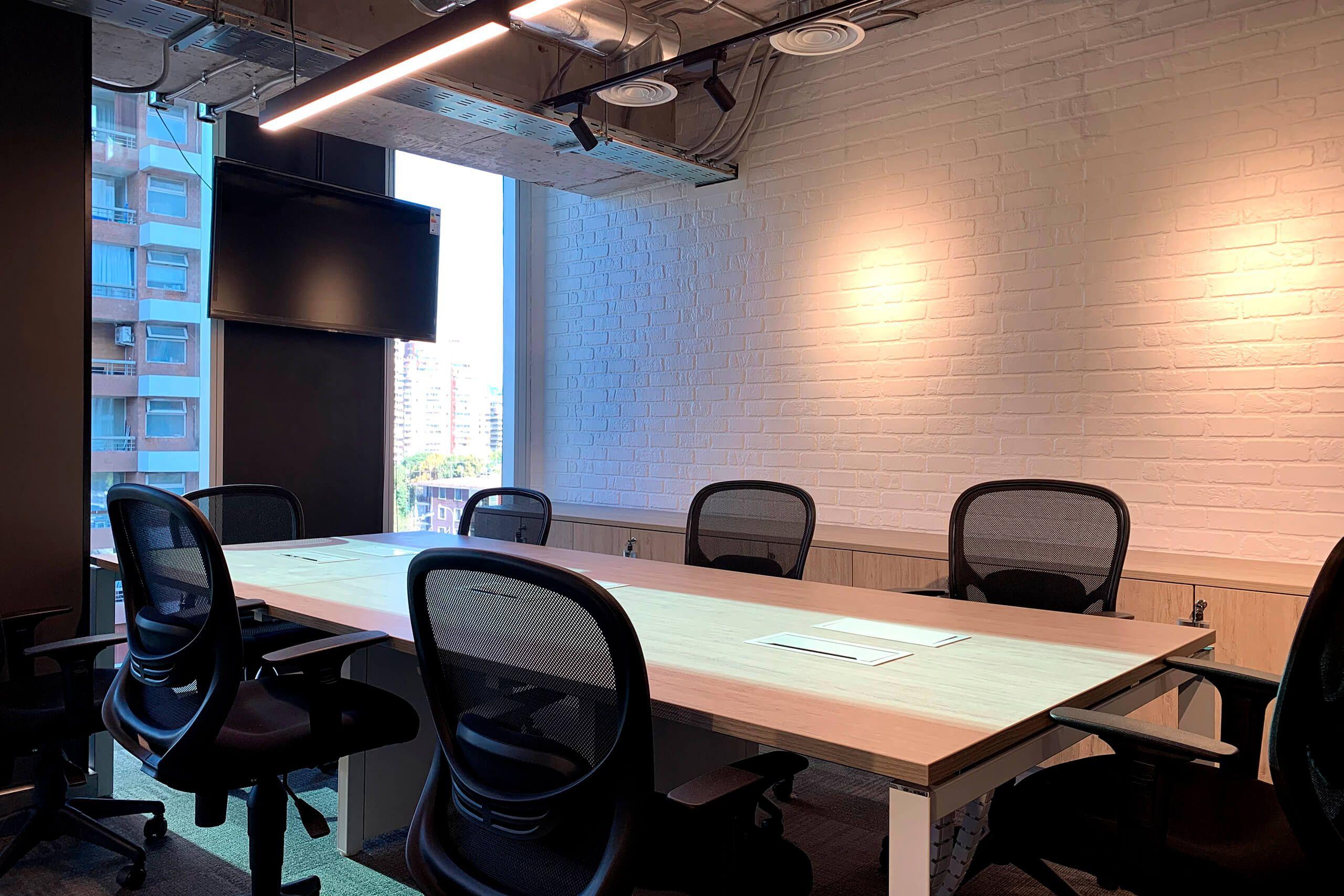 mesa de reunion versa