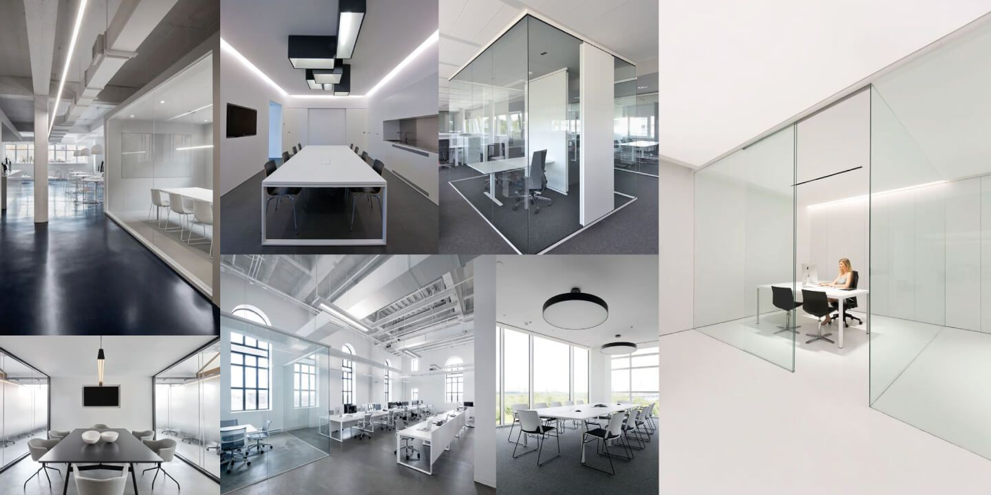 oficinas color blanco