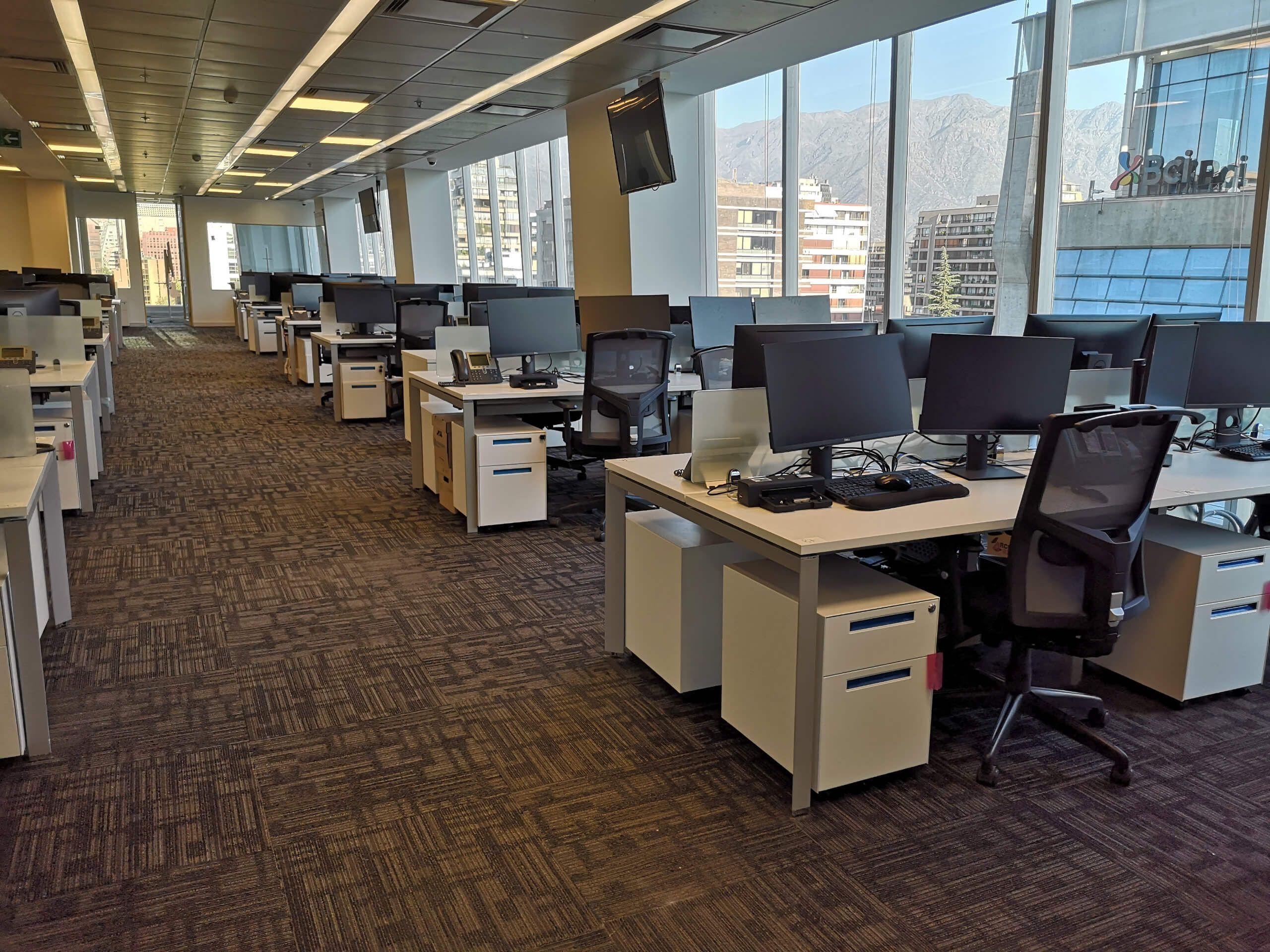 proyecto muebles de oficina escritorios 01