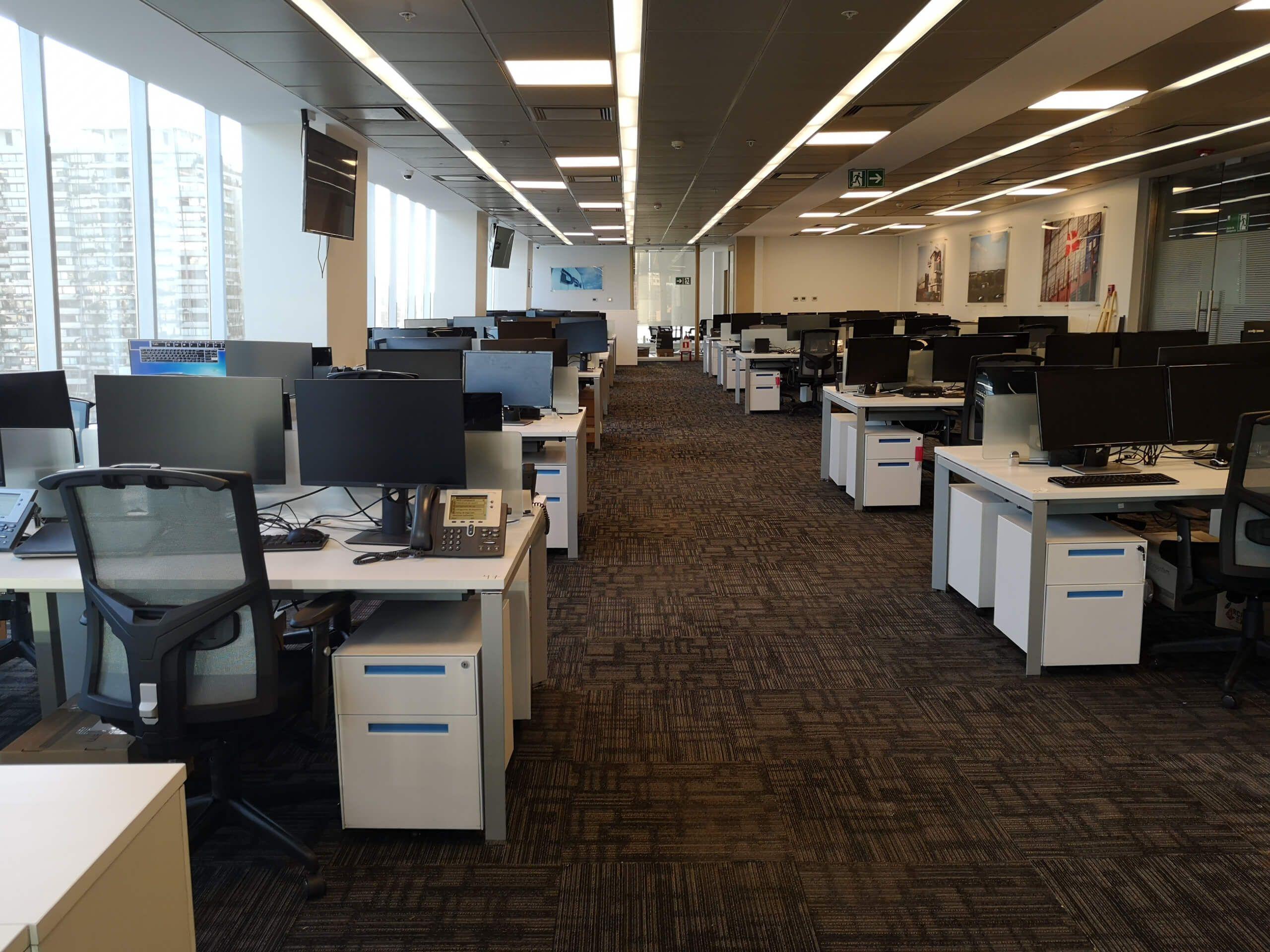 proyecto muebles de oficina escritorios 02