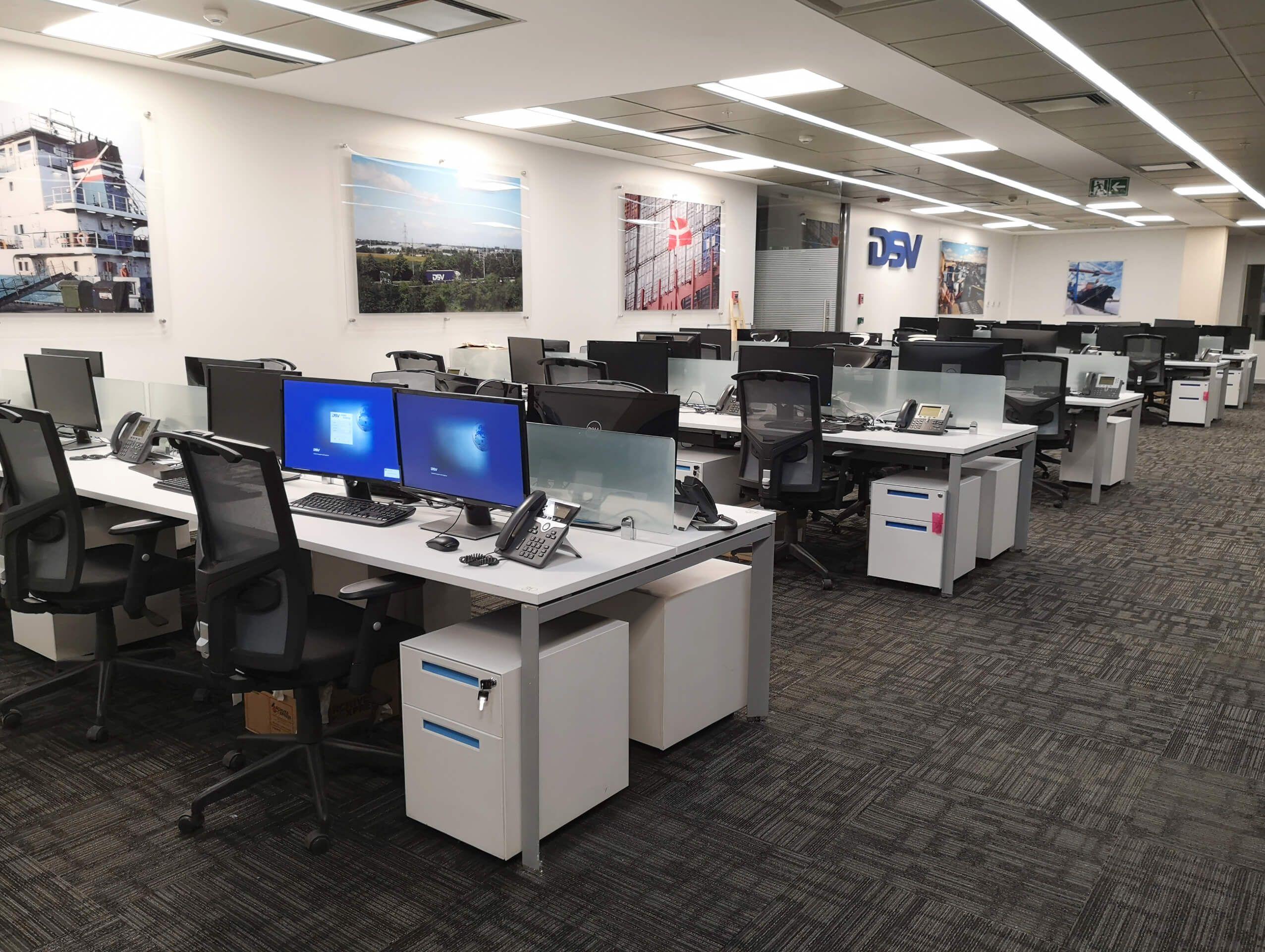proyecto muebles de oficina escritorios 03