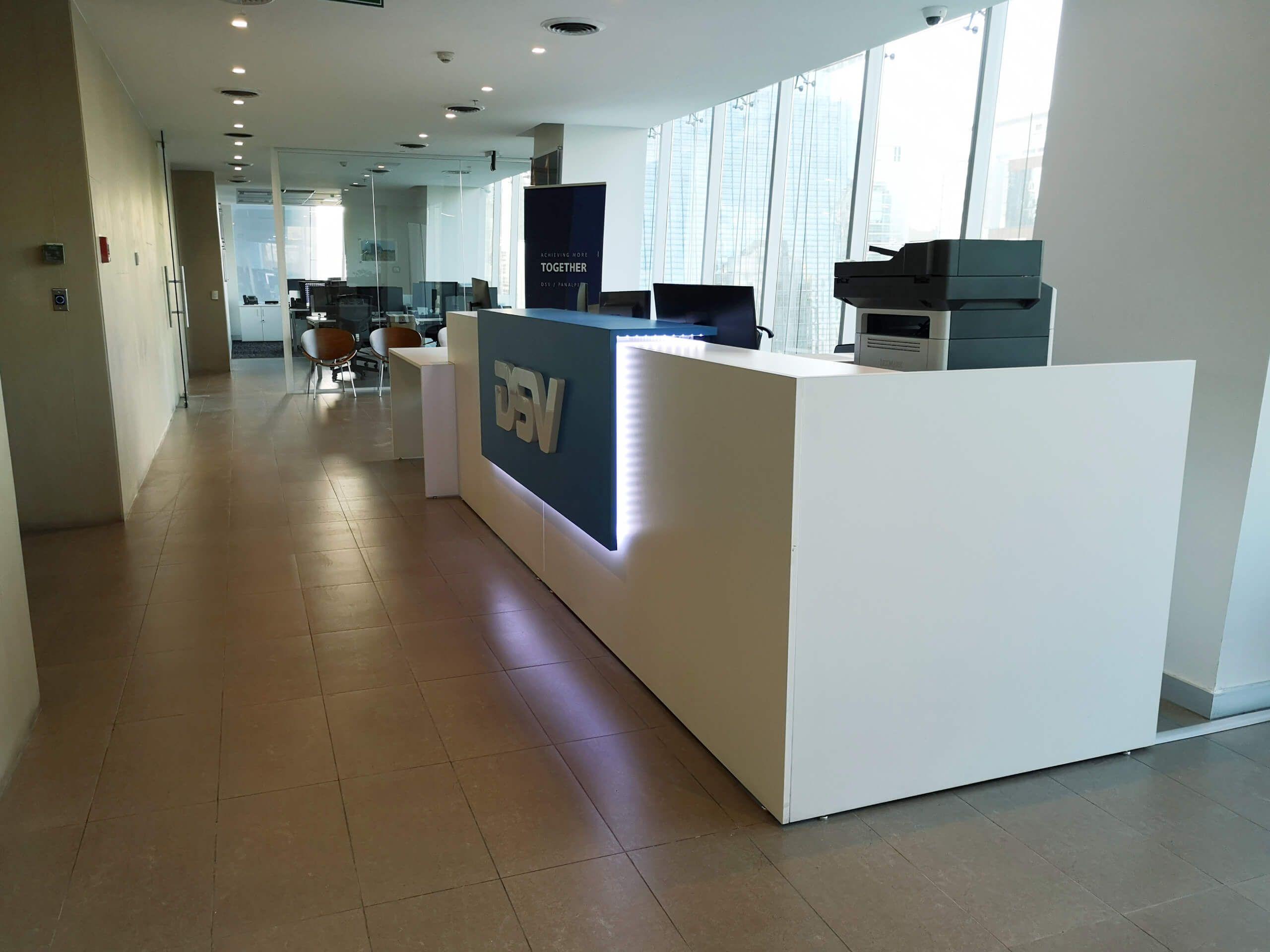 proyecto muebles de oficina escritorios 05