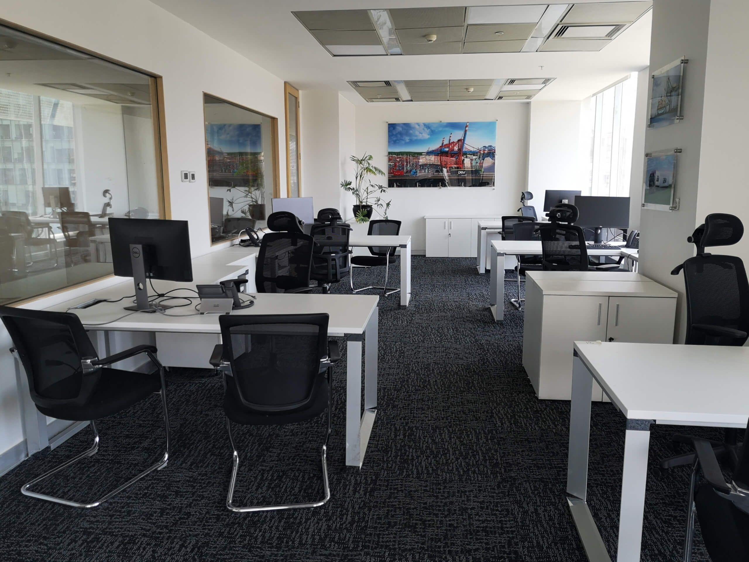 proyecto muebles de oficina escritorios 06